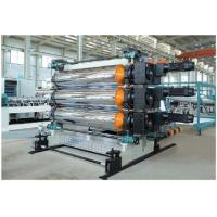 Quality Automatic Plastic Sheet Extrusion Line , Single Screw Extrusion Machine wholesale