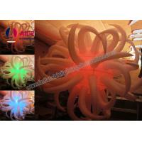 Quality Crossword Clue Large Inflatable LED Star Inflatable Scene Lighting For Event wholesale