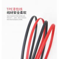 Quality Red / Black Micro Usb Data Charging Cable , Fast Charging Data Cable wholesale