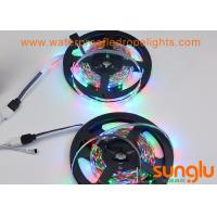 Quality Flexible RGB Super Bright LED Light Strips , Bendable LED Strip Lights For Christmas wholesale