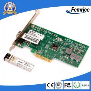 Quality 1Gbps One Port Server Network Cards SFP Slot Network Data Center Network Cards wholesale