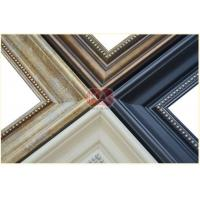 China Custom wood mouldings pictures mirror photo painting picture frames on sale