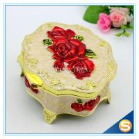 China Fine Metal Jewelry Packaging Box for Gift on sale