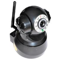 China Two Way Audio H.264 CMOS IR-CUT WIFI  Pan and Tilt IP Camera 0.3Lux , Embedded Linux OS on sale