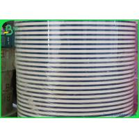 Quality 60 and 120 gsm drinking straw paper rolls in white black and 1 - Color printing wholesale