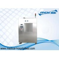 China Vertical Sliding Door CSSD Sterilizer , Steam Sterilization Equipment on sale
