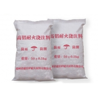 Cheap High Alumina Content Refractory Castable for sale
