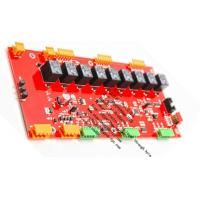8-layers HDI+ SMT + plug-in + back soldering Low Volume  SMT PCB Service  SMT DIP Processing Quick Turn Prototypes