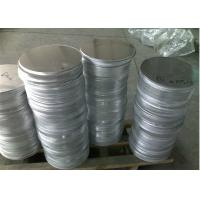 Quality Rust Proof 3003 Aluminum Round Circle , Cosmetic Case Aluminum Round Plate wholesale