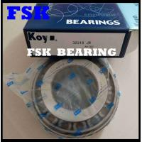 Quality Metric Size 32316JR , 32220JR Taper Bearing Car Wheel Bearings AISI 52100 Material wholesale