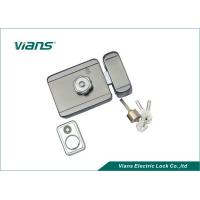 Quality Low Noise Automotive Electronic Front Door Lock For Iron Gate / Wooden Doors wholesale