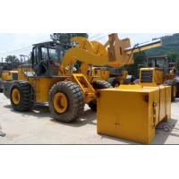 18 Tons Coil Loader with Two Tools Fork and RAM