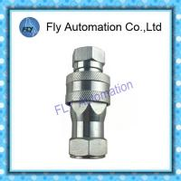 China 6600 Series ISO 7241 Series A 1/4 3/8 1/2 3/4 Pneumatic Tube Fittings Manual sleeve poppet valve on sale