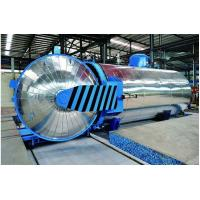 Quality Composite Autoclave with automatic PLC controlling system and safety interlock wholesale
