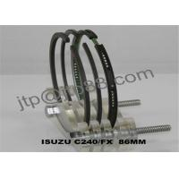 Buy cheap Isuzu C240 Engine Parts Car Piston Rings / Cylinder Liner Kit Less Vibration from wholesalers