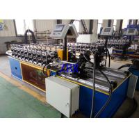 Quality Full Automatical Metal Door Frame Roll Forming Machine 8-16 Working Hours Per Day wholesale