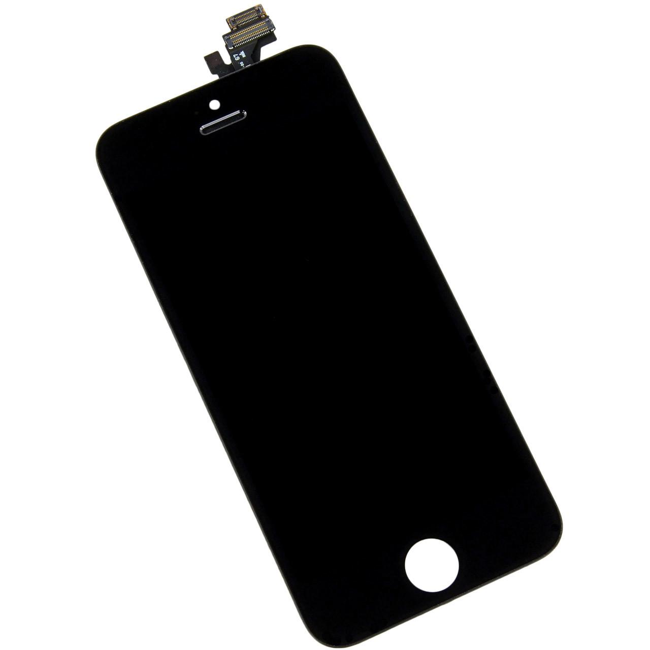 Quality Retina HD Original LCD IPhone 7 Screen Replacement Polarizer Supported Black Color wholesale