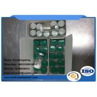 Quality Injectable Peptide Hormone Powder Ipamorelin CAS: 170851-70-4 for Fat Burning wholesale
