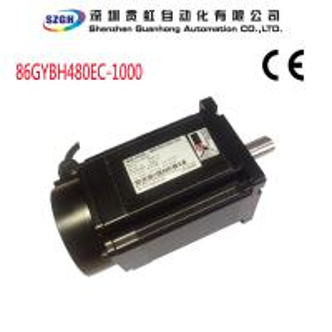 2 Phase Closed Loop Stepper Motor System 86BYGH480EC - 1000 Easy Servo Motor