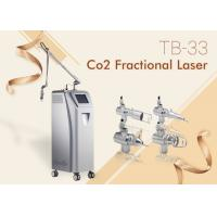 China Fractional co2 laser treatment for stretch marks , acne scars , Sun damage recovery on sale