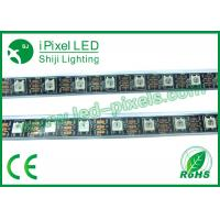 Buy cheap Connecting Addressable Ws2812B LED Strip Low Power  For Hotel 60mA product