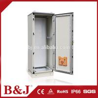 China B&J Customized IP55 Metal Distribution Electrical Junction Box Knock Down Cabinet on sale