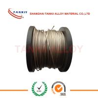 Quality Multi-Strand Nicr Alloy Nickel Chrome Wire For Pink Ceramic Pad Heater Assembilies wholesale