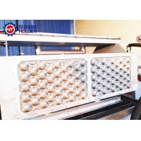 China 1000-7000pcs 4x4 Apple Tray Making Machine on sale