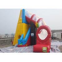 Quality Inflatable Combo For Kid House Inflatable Slide For Party Rentals Fun wholesale