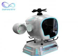 Quality 2020 Vr Flight Simulator Cockpit Aircraft 9d Vr Airplane Full Flying Games Machine wholesale