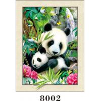 Quality High Definition 3D Image 5D Pictures Lenticular Printing Services For Home Decoration wholesale