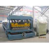 Quality Standing Seam Profile Cold Roll Forming Machine for Steel Structure Building wholesale
