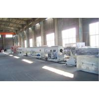 Quality Large Diameter Gas / Water Supply PE Pipe Production Line 24 Months Warranty wholesale