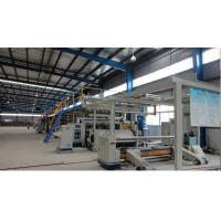 Quality 1800MM 3 Ply Corrugated Cardboard Production Line 100m / Min For Cardboard Making wholesale