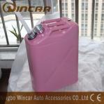 Quality Durable 5L 10L 20L Fuel Petrol Metal Jerry Can For Storage With Flexible Spout wholesale