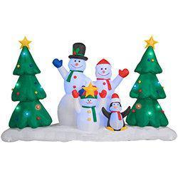 China Inflatable Christmas Tree on sale