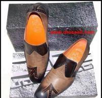 China Men Leather Dress Shoe on sale