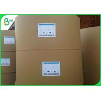 China Strength Food Grade Paper Roll 70 * 100 cm 60gsm - 120gsm Kraft Paper Sheets on sale