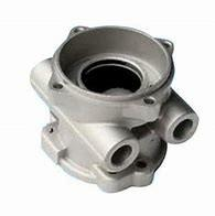 Cast Iron Foundry Sand Casting Parts Good Corrosion Resistance OEM ODM Available