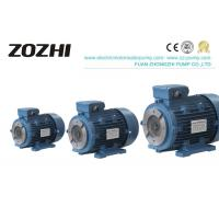 China Female Shaft Three Phase Hydraulic Pump , 380V Asynchronous Electric Motor IP54 IP55 on sale