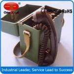 Quality High Quality HCX-3 Railway Magneto Telephone Set wholesale
