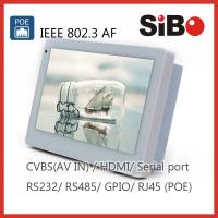 Quality Q896 7 Inwall Rugged Industrial Android Tablet With GPIO wholesale