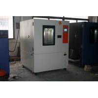 Quality Programmable Automatic Tire Ozone Aging Test Chamber With Over Temperature Protection wholesale