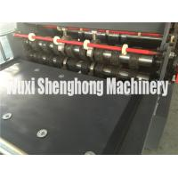 Quality Corrugated Roof Panel Roll Forming Equipment With Automatically Alarm wholesale