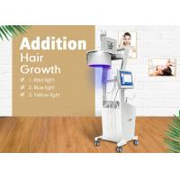 Quality Effective Red Light 650nm Laser Hair Growth Machine / Scalp Treatment Device wholesale