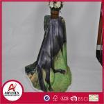 Quality Warm Soft Animal Printed Mirco Mink Blanket Back Sherpa Fleece Blanket wholesale