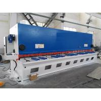 Buy cheap 6M Long Mechanical Plate Guiiotine Shear machine in Metal Cutting Machinery Resale from wholesalers