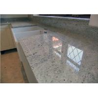 Quality Polished Bathroom Vanity Countertops 128.5MPa Up Dry Compression Strength wholesale