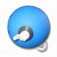 Quality Power Rubber Medicine/Weight Ball with Rope, Suitable for Outdoor Use wholesale