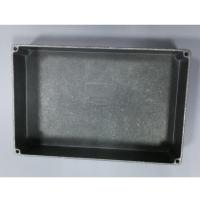 China ADC-12 alloy die cast aluminum box Enclosure Cases 1590DD use for 4 screws dimensions 188mm*120mm*37mm on sale
